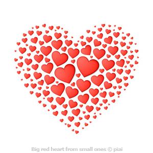 Gutscheinvorlagen Vordrucke Zum Valentinstag Gestalten