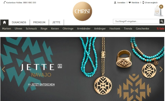 Christ Onlineshop