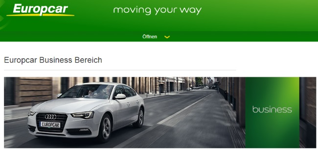 Europcar Business
