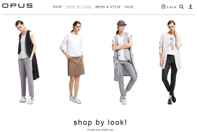 Opus Shop by Look