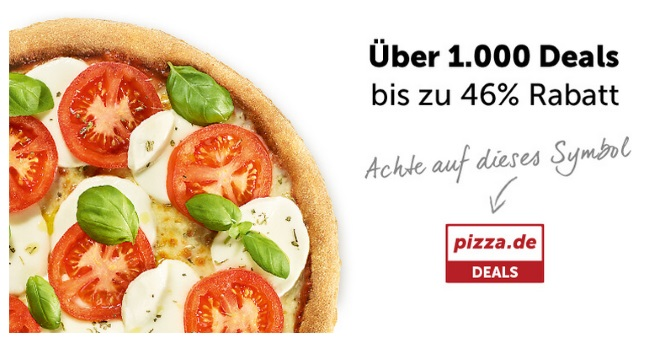 Pizza.de Deals