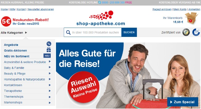 Dropship online shop 2015