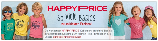 Vertbaudet Happy Price