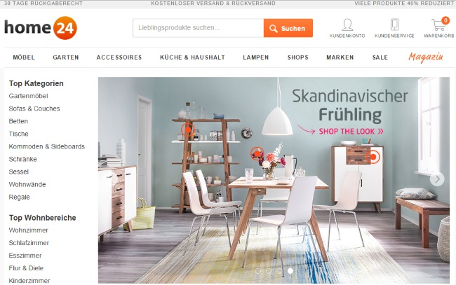 home24 Onlineshop