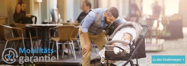 Baby-Markt Mobilitätsgarantie