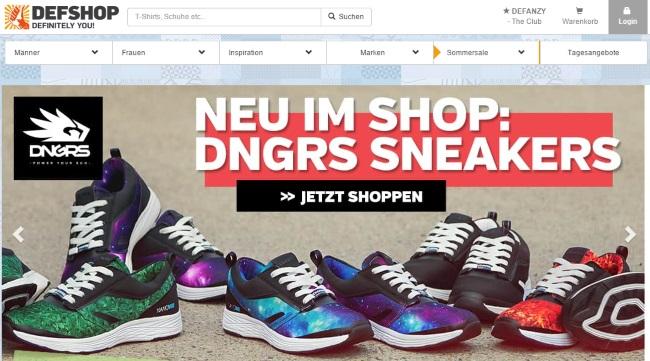 DEFSHOP kaufen online Turnschuhe Damen Nike Bequem natürlich