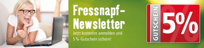 Fressnapf Newsletter