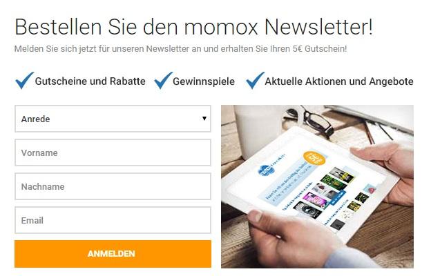 1ae5d7a665d0f ᐅ MOMOX Gutschein » 26 Gutscheincodes « Juni 2019