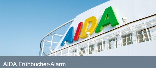 AIDA Frühbucher-Alarm