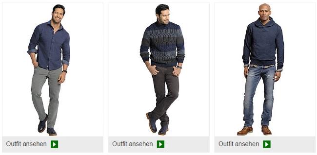 Alba Moda Outfits für Herren