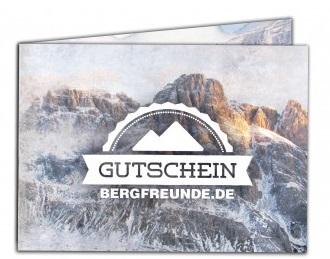 Bergfreund Gutschein