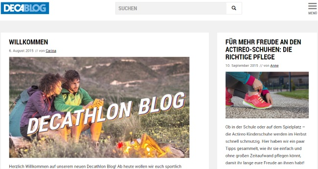 Decathlon Blog