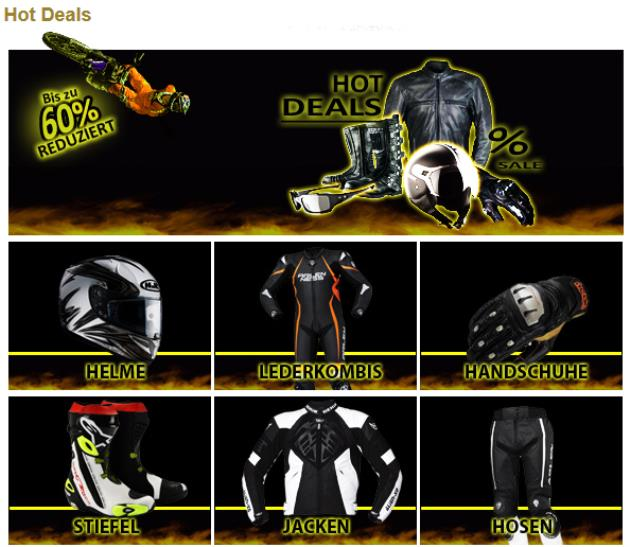 FC Moto Hot Deals