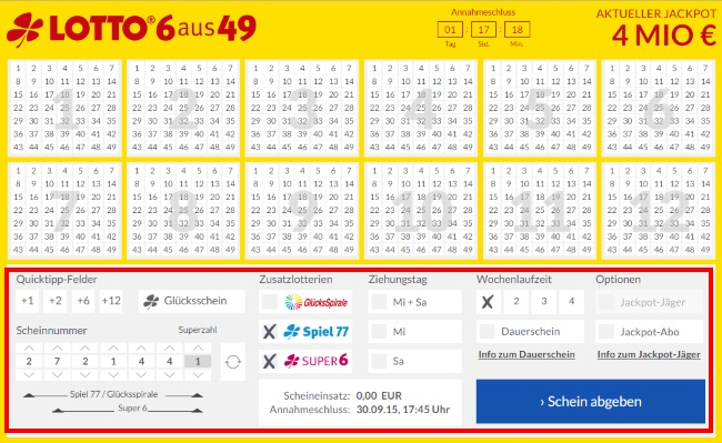 altersverifikation lotto24