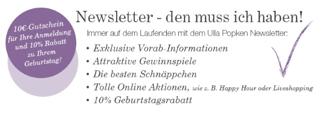 Ulla Popken Newsletter