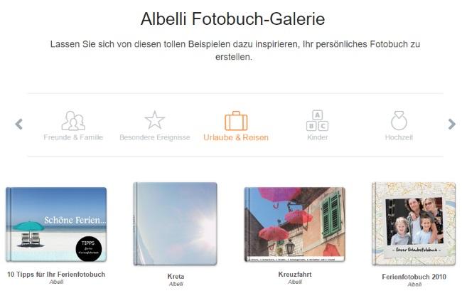 Albelli Gutscheincode 2019