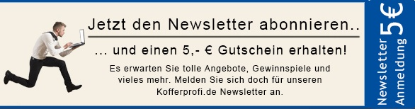 Kofferprofi Newsletter