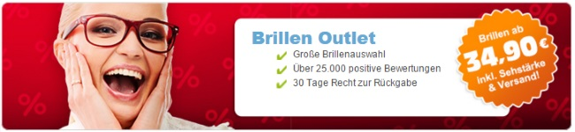 My Spexx Brillen-Outlet
