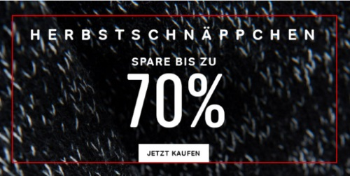 gutscheincode only shopping week