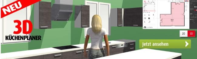 Roller 3D-Küchenplaner