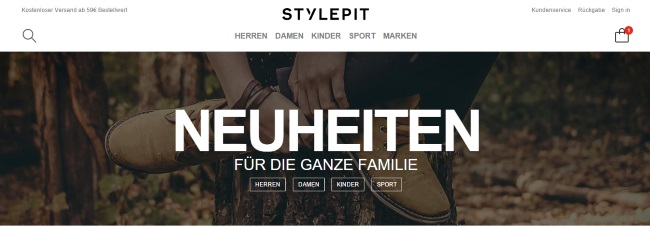 Stylepit Onlineshop