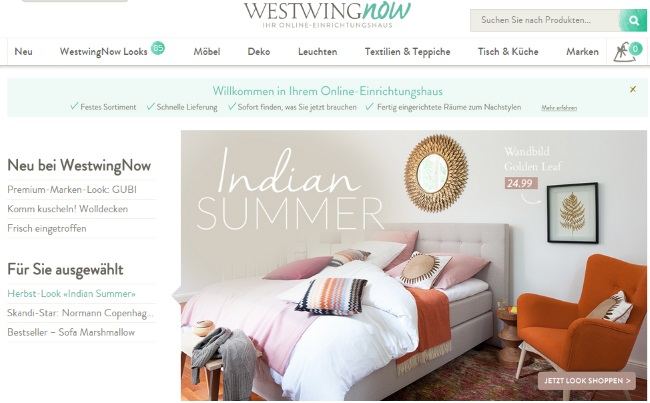 westwing gutschein september 2018 17 gutscheine. Black Bedroom Furniture Sets. Home Design Ideas