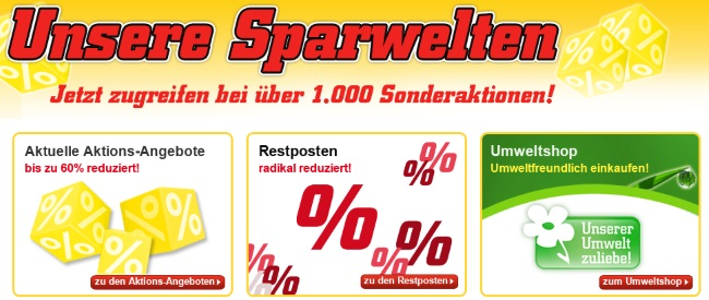 office discount Sparwelten