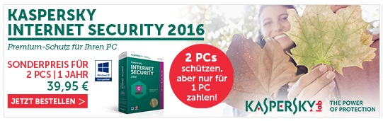 Kaspersky Aktionsangebote