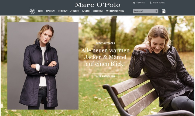 Marc O Polo Onlineshop