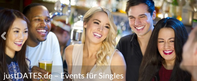 Single de Events für Singles