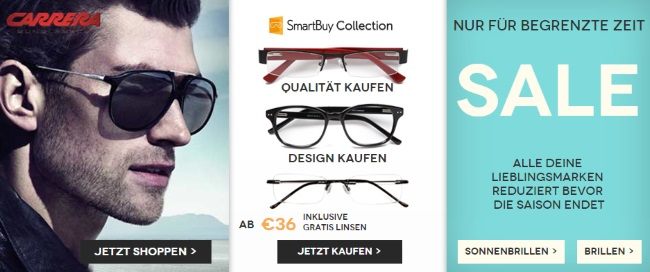 SmartBuyGlasses Sale