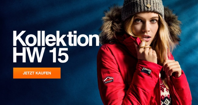 Superdry Damenkollektion