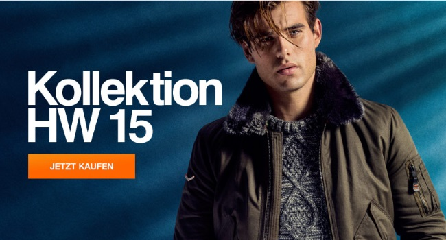 Superdry Herrenkollektion