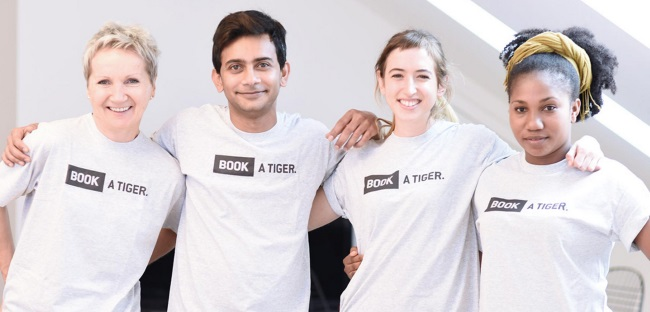 BOOK A TIGER Image