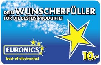 Euronics Geschenkgutscheine - Wunscherfüller