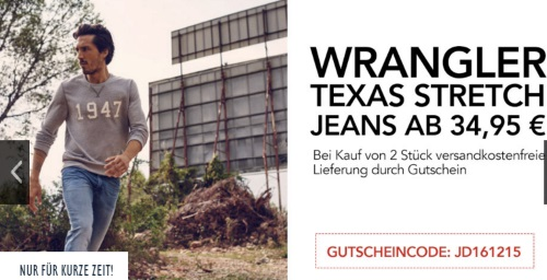 Jeans Direct Gutscheine