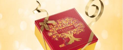 L´Occitane Geschenkverpackung