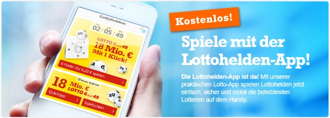 Lottohelden App