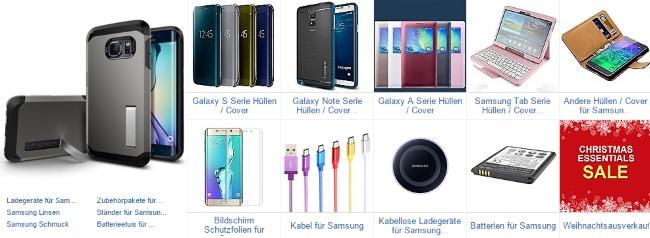 MiniInTheBox Samsung Zubehör