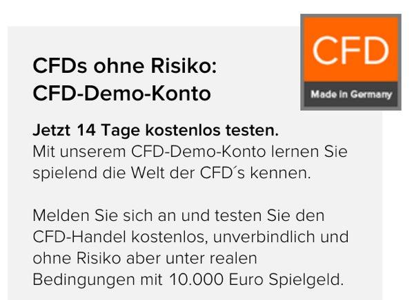 Flatex Demokonto
