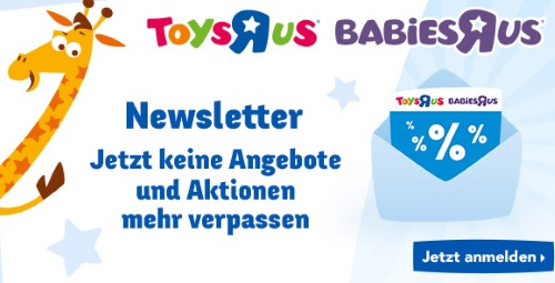 Babies R Us Newsletter