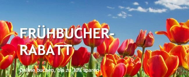 Best Western Frühbucherrabatt