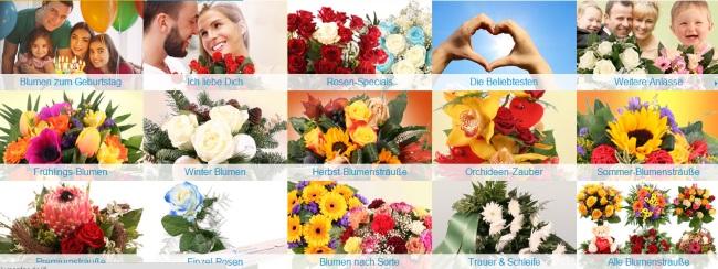Blumenfee Anlässe