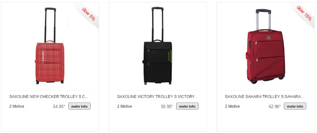 Koffer.net Kabinengepäck