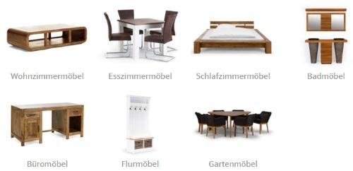 Massivum Möbel