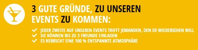 Neu.de - gute Gründe für Events