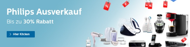 Philips Sale