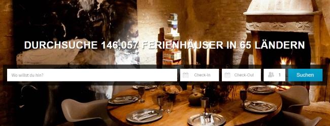 Travelstart Ferienhäuser