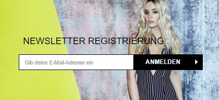 boohoo Newsletter