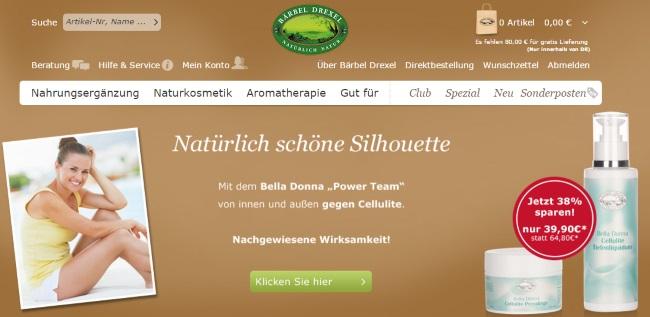 Bärbel Drexel Onlineshop